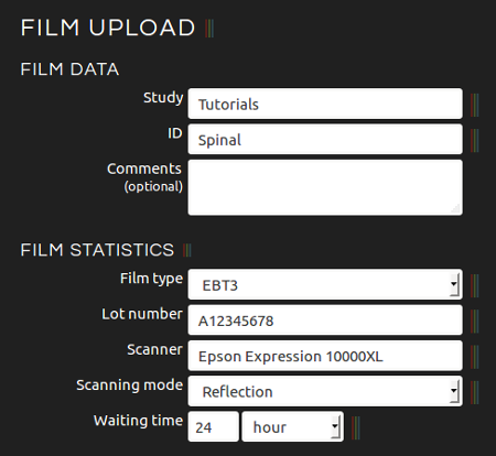 Introducing film data